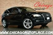2011 Audi Q5 3.2L Premium Plus - S-LINE 3.2L V6 ENGINE ALL WHEEL DRIVE NAVIGATION BACKUP CAMERA PANO ROOF CINNAMON BROWN LEATHER XENONS HEATED SEATS