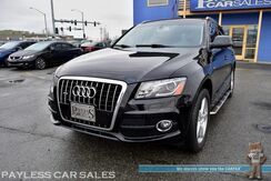 2011_Audi_Q5_3.2L Premium Plus / Quattro AWD / S-Line Pkg / 3.2L V6 / Power & Heated Leather Seats / Panoramic Sunroof / Bluetooth / Back Up Camera / HID Headlights / Power Liftgate / Tow Pkg_ Anchorage AK