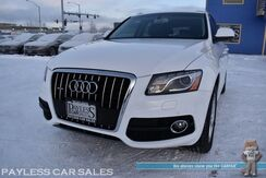 2011_Audi_Q5_3.2L Prestige / Quattro AWD / S-Line / Power & Heated Leather Seats / Navigation / Panoramic Sunroof / Bang & Olufsen Speakers / Keyless Entry & Start / Bluetooth / Back Up Camera / Blind Spot Alert / Power Liftgate / 1-Owner_ Anchorage AK
