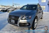 2011 Audi Q5 3.2L Prestige S-Line / AWD / Power & Heated Leather Seats / Navigation / Panoramic Sunroof / Bang & Olufsen Speakers / Bluetooth / Back Up Camera / Power Liftgate / Keyless Entry & Start / HID Headlights