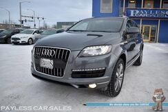 2011_Audi_Q7_3.0L TDI Prestige / AWD / Turbo Diesel / Heated & Cooled Leather Seats / Sunroof / Navigation / Bang & Olufsen Speakers / 3rd Row / Seats 7 / Bluetooth / Back Up Camera / Keyless Entry & Start / Tow Pkg / 1-Owner_ Anchorage AK