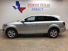 2011_Audi_Q7_TDI Premium AWD Bose Gps Navi Camera Heated Leather_ Mansfield TX
