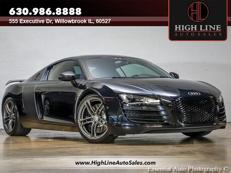 2011_Audi_R8_4.2L_ Willowbrook IL