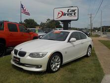 BMW 3 SERIES 328xi COUPE, ONE OWNER, AUTOCHECK CERTIFIED, NAVIGATION, BLUETOOTH, LEATHER, LOW MILES! 2011