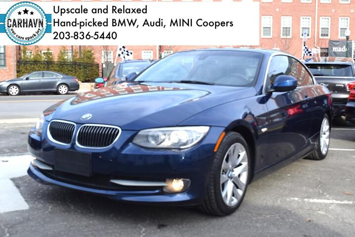 BMW Series I Convertible New Haven CT - 2011 bmw convertible