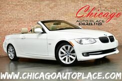 2011_BMW_3 Series_328i HARDTOP/CONVERTIBLE - 3.0L 230HP 6-CYL ENGINE REAR WHEEL DRIVE NAVIGATION SYSTEM TAN LEATHER HEATED SEATS XENONS WOOD GRAIN INTERIOR TRIM_ Bensenville IL