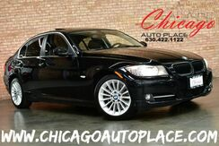 2011_BMW_3 Series_335i - 3.0L 300HP INLINE 6-CYL ENGINE BLACK LEATHER INTERIOR HEATED SEATS SUNROOF HARMON/KARDON AUDIO XENONS BLUETOOTH ALUMINUM SILVER INTERIOR TRIM_ Bensenville IL
