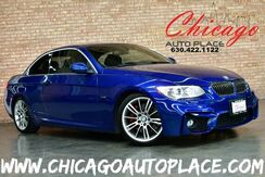 2011_BMW_3 Series_335i Convertible/Hardtop - M-SPORT PACKAGE 3.0L TURBOCHARGED INLINE 6-CYL ENGINE REAR WHEEL DRIVE NAVIGATION PARKING SENSORS KEYLESS GO BLACK LEATHER HEATED SEATS XENONS_ Bensenville IL