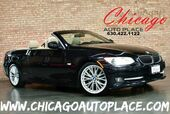 2011 BMW 3 Series 335i Hardtop/Convertible - 3.0L TURBOCHARGED 300HP INLINE 6-CYL ENGINE BEIGE LEATHER SPORT PACKAGE HEATED SEATS COLD WEATHER PACKAGE NAVIGATION KEYLESS GO XENONS