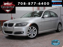 2011_BMW_3 Series_335i xDrive Navigation Heated Seats_ Bridgeview IL
