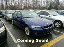 2011_BMW_3 Series_4d Sedan 328i_ Outer Banks NC