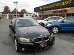 2011 BMW 328i xDRIVE, BUYBACK GUARANTEE, WARRANTY, LEATHER, NAV, SUNROOF, HEATED SEATS, ONLY 62K MILES, GORGEOUS!