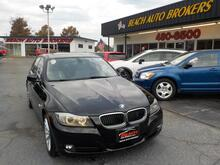 2011_BMW_328i_xDRIVE, BUYBACK GUARANTEE, WARRANTY, LEATHER, NAV, SUNROOF, HEATED SEATS, ONLY 62K MILES, GORGEOUS!_ Norfolk VA