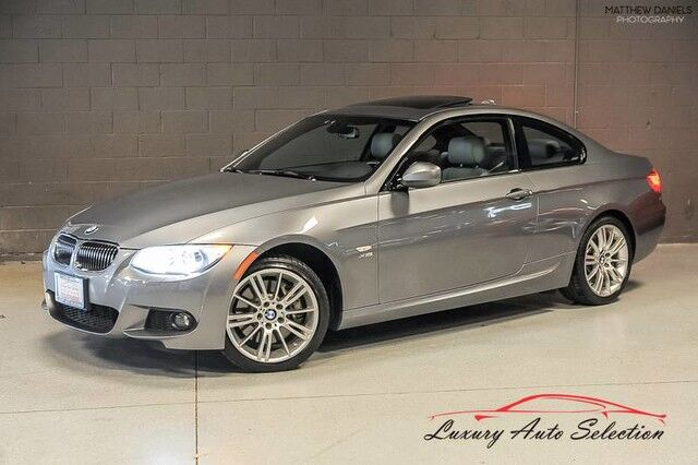 2011_BMW_335i xDrive M-Sport_2dr Coupe_ Chicago IL