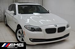 2011_BMW_5 Series_528i Premium Navigation Sunroof_ Avenel NJ
