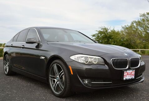 2011_BMW_5 Series_528i Premium Sedan_ Fort Worth TX