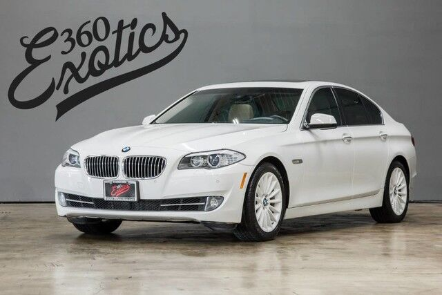 2011_BMW_5 Series_535i_ Austin TX