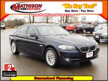 2011_BMW_5 Series_535i_ Clearwater MN