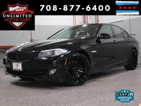 2011 BMW 5 Series 535i Cold Weather Pkg Navigation 20's Bridgeview IL