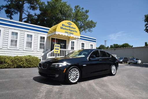2011_BMW_5 Series_535i_ Wilmington NC