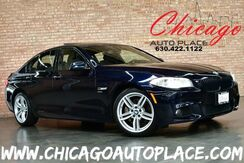 2011_BMW_5 Series_535i xDrive - M-SPORT PACKAGE 3.0L TURBOCHARGED I6 ENGINE ALL WHEEL DRIVE NAVIGATION TOP VIEW CAMERAS COLD WEATHER PACKAGE SUNROOF XENONS_ Bensenville IL