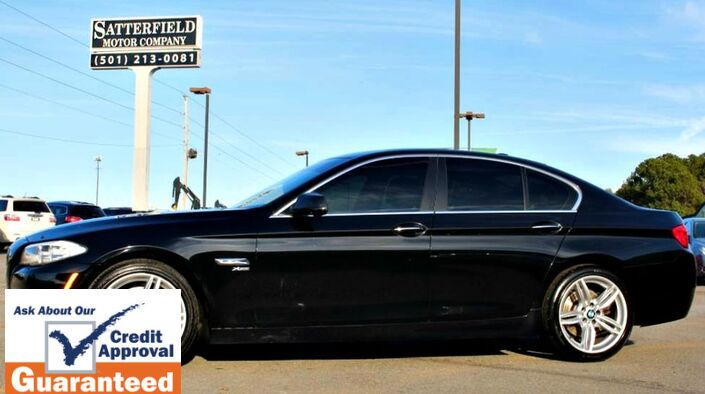 2011 BMW 5 Series 535i xDrive Bryant AR