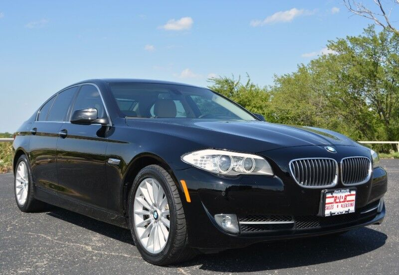 2011 BMW 5 Series 535i XDrive Premium Fort Worth TX