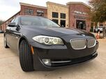 2011 BMW 5 Series 550i **ONE OWNER**