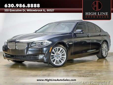 2011_BMW_5 Series_550i_ Willowbrook IL