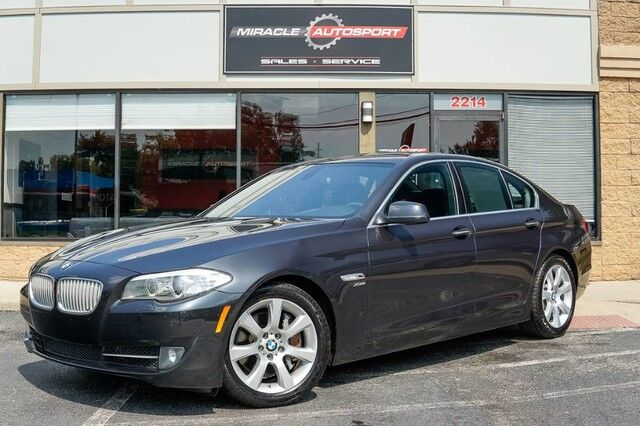 2011 BMW 5 Series 550i xDrive Hamilton NJ