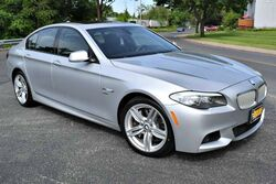 BMW 5 Series 550i xDrive M-Sport 2011