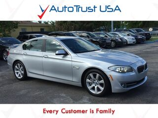 BMW 5 Series 550i xDrive Nav Sunroof Backup Cam Low Miles Fully Loaded 2011