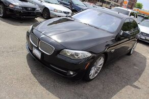 BMW 5 Series 550i xDrive 2011