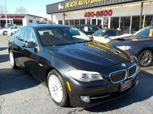 2011_BMW_535i_3.0L TURBO, BUYBACK  GUARANTEE, WARRANTY, LEATHER, SUNROOF, NAV, HEATED SEATS, SATELLITE RADIO!_ Norfolk VA