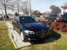 BMW 535i 3.0L TURBO, WARRANTY, LEATHER, SUNROOF, NAV, HEATED SEATS, SATELLITE RADIO, MEMORY SEATS, FOG LAMPS! 2011