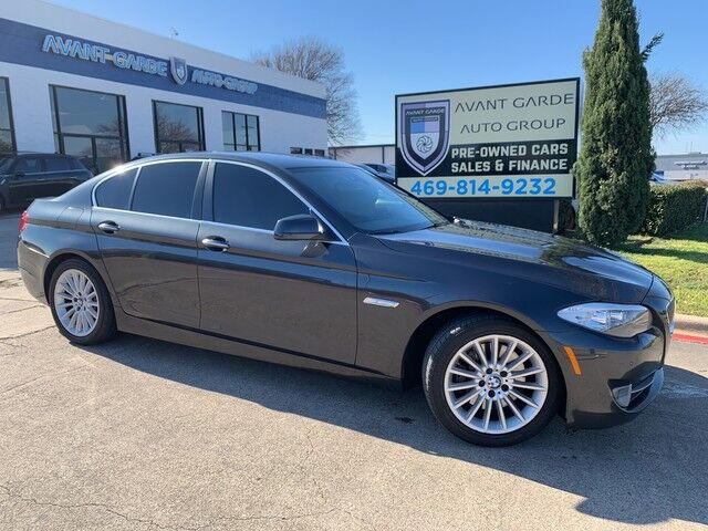 2011 BMW 535i NAVIGATION REAR VIEW CAMERA, HEATED LEATHER, SUNROOF!!! LOADED AND VERY CLEAN!!! Plano TX