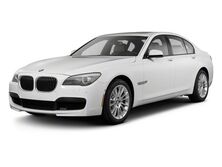 BMW 7 Series 750Li Fresh Trade In 2011