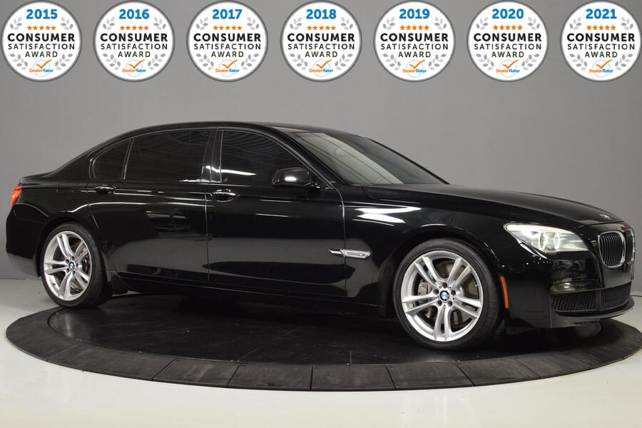 2011_BMW_7 Series_750Li_ Glendale Heights IL