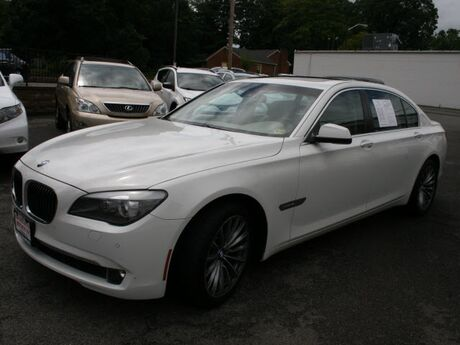 2011 BMW 7 Series 750Li Roanoke VA