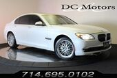 2011 BMW 7 Series 750i ActiveHybrid