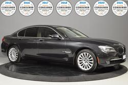 BMW 7 Series 750i xDrive 2011