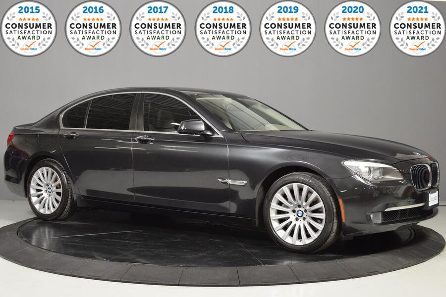2011 BMW 7 Series 750i xDrive Glendale Heights IL