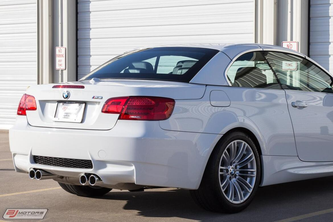 2011 BMW M3 Convertible Tomball TX