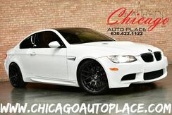 2011_BMW_M3_Coupe SMG - COMPETITION PACKAGE 4.0L 414HP V8 ENGINE REAR WHEEL DRIVE FOX RED/BLACK LEATHER NAVIGATION PARKING SENSORS CARBON FIBER ROOF_ Bensenville IL