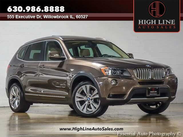 2011 BMW X3 35i Willowbrook IL