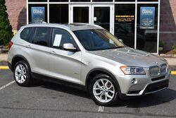 BMW X3 35i xDrive AWD 2011