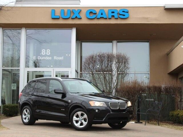 2011_BMW_X3_xDrive28i Panoroof Tech Nav AWD MSRP $46,225_ Buffalo Grove IL