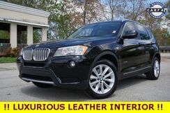 2011_BMW_X3_xDrive28i_ Gainesville GA