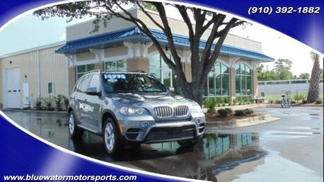2011_BMW_X5_35d_ Wilmington NC
