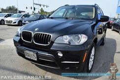 2011_BMW_X5_35i / AWD / Twin Turbo V6 / Heated & Power Leather Seats / Heated Steering Wheel / Navigation / Panoramic Sunroof / Bluetooth / Back Up Camera / Only 40K Miles / 1-Owner_ Anchorage AK